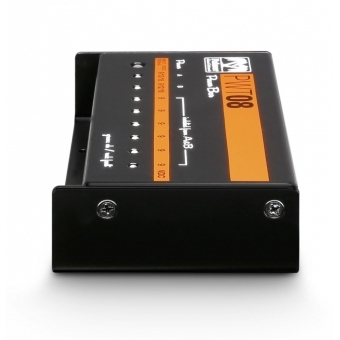 Palmer PWT 08 - Universal 9V Pedalboard Power Supply 8 Outputs #8