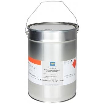 Warnex 013112 - Texture Paint black 12 kg Warnex