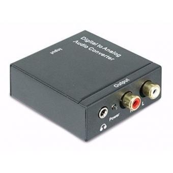 Converter audio digital-analog AVW-7A