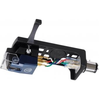 Doza stereo cu magnet mobil dual pt. pick-up VM520EB + HEADSHELL