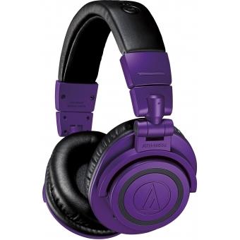 Casti profesionale pentru studio ATH-M50xBTPB Bluetooth®