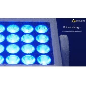 Prolights ARCPOD96Q - 96X10W high power  (two-headed) RGBW/FC outdoor IP66 LED wash light #6