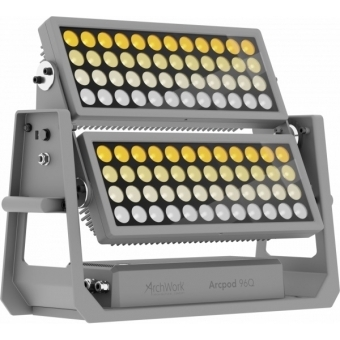 Prolights ARCPOD96Q - 96X10W high power  (two-headed) RGBW/FC outdoor IP66 LED wash light