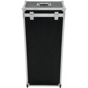 ROADINGER Flightcase 6x Microphone Stand #3