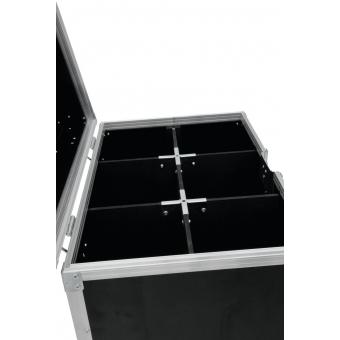ROADINGER Flightcase 6x Microphone Stand #5
