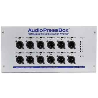 AudioPressBox APB-112 OW-D #2