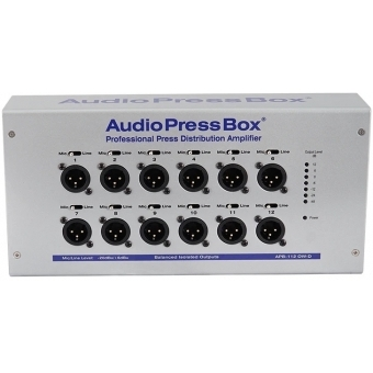 AudioPressBox APB-112 OW-D #4