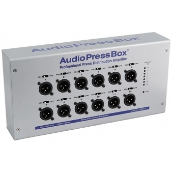 AudioPressBox APB-112 OW-D