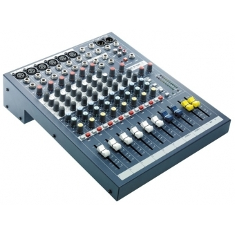 MIXER AUDIO SOUNDCRAFT EPM6