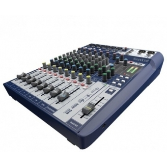 MIXER AUDIO SOUNDCRAFT SIGNATURE 10 #2