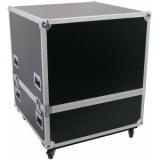 ROADINGER Flightcase Mirror Ball 75cm