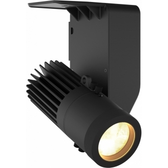 Prolights ECLDISPLAYUN40KB Dmx/Dali/knob/PCD control, 25W White LED 4000K, BK, w/o: lens #3