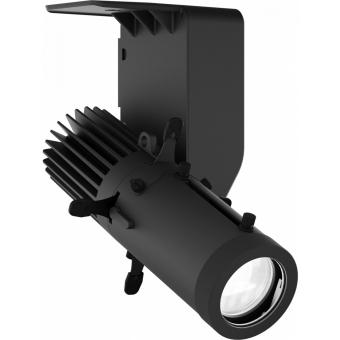 Prolights ECLDISPLAYDATFCB Dmx/Dali/knob control, 40W RGB+WW LED, BK, w/o: lens, track and cable #2
