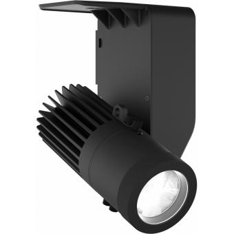 Prolights ECLDISPLAYDATFCB Dmx/Dali/knob control, 40W RGB+WW LED, BK, w/o: lens, track and cable #4