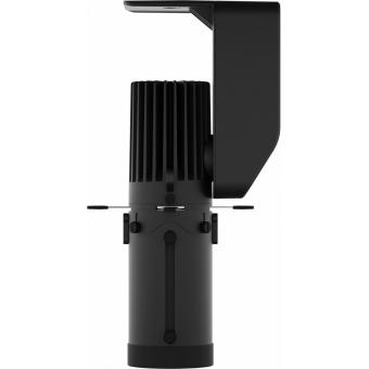 Prolights ECLDISPLAYDATFCB Dmx/Dali/knob control, 40W RGB+WW LED, BK, w/o: lens, track and cable #6
