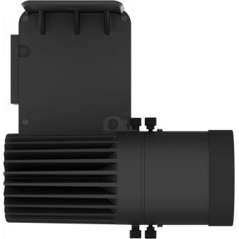 Prolights ECLDISPLAYDATFCB Dmx/Dali/knob control, 40W RGB+WW LED, BK, w/o: lens, track and cable #7