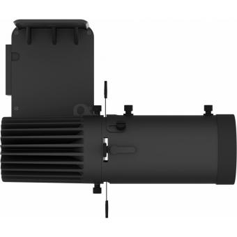 Prolights ECLDISPLAYDATFCB Dmx/Dali/knob control, 40W RGB+WW LED, BK, w/o: lens, track and cable #8