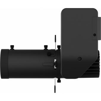 Prolights ECLDISPLAYDATFCB Dmx/Dali/knob control, 40W RGB+WW LED, BK, w/o: lens, track and cable #10