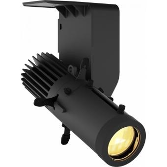 Prolights ECLDISPLAYDATFCB Dmx/Dali/knob control, 40W RGB+WW LED, BK, w/o: lens, track and cable