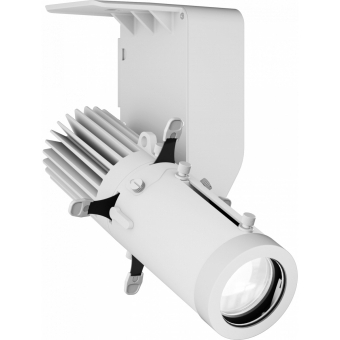 Prolights ECLDISPLAYDATFCW Dmx/Dali/knob control, 40W RGB+WW LED, WH, w/o: lens, track and cable #9