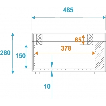 ROADINGER Flightcase 2x TSL-100/TSL-200 #5