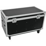 ROADINGER Flightcase 8x PAR-64/ML-56