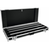 ROADINGER Flightcase 4x LED BAR-252 RGB