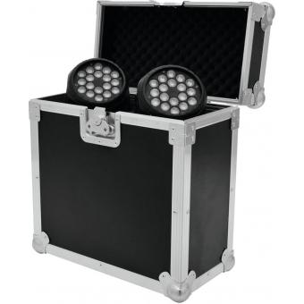 ROADINGER Flightcase 2x TMH-6/7/8/9 clamp #6