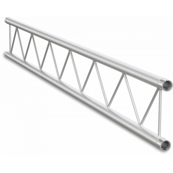 SF22400 - Flat section 22 cm truss, extrude tube 35x1,5mm, FCF3 included, L.400cm