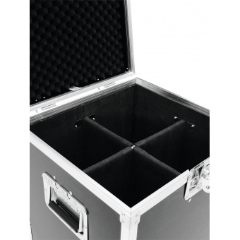 ROADINGER Flightcase 4x PMB-4 #12