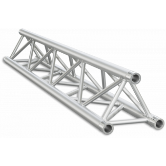 ST30400B - Triangle section 29 cm truss, extrude tube 50x2mm, FCT5 included, L.400cm,BK