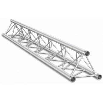ST22300 - Triangle section 22 cm truss, extrude tube 35x1,5mm, FCT3 included, L.300cm
