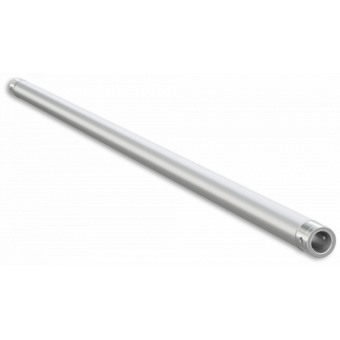 SU30100B - Aluminium extrude tube, 50x2mm, FCU5 included, L.100cm, BK