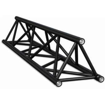 ST40150B - Truss sezione triangolare 40 cm, tubo corr. Ø50x2mm, FCT5 incluso, L.200cm,BK #9