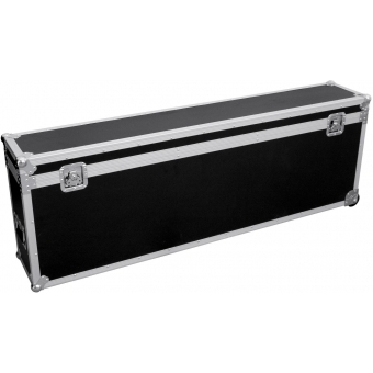 ROADINGER Flightcase Alu-Bar 1.5m 4x PAR-56
