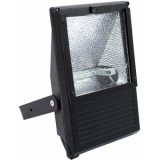 EUROLITE Outdoor Spot 100-500W WFL black
