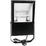 EUROLITE Outdoor Spot 70W WFL black A