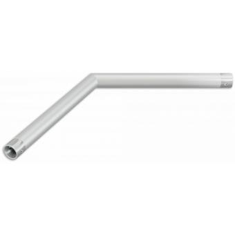 SU22L2120 - 2-way corner for SU22, extrude tube 35x2mm, FCU3 included, 120° #4