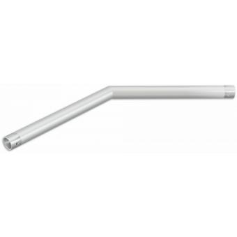SU22L2135 - 2-way corner for SU22, extrude tube 35x2mm, FCU3 included, 135° #5