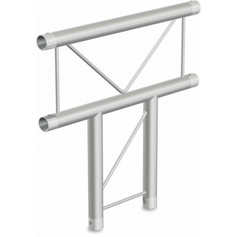 SF22T3V - 3-way T joint for SF22 Series, extrude tube 35x2mm, 2x FCF3 included, Vert. #2
