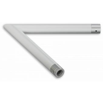SU30L2060 - 2-way corner for SU30, extrude tube 50x2mm, FCU5 included, 60° #3