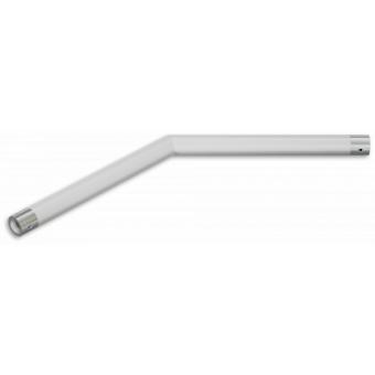 SU30L2090B - 2-way corner for SU30, extrude tube 50x2mm, FCU5 included, 90°, BK #9