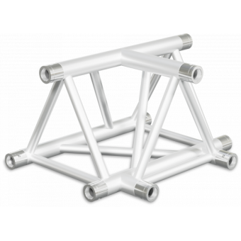ST40T3LE - 3-way T joint for ST40 Series, tube 50x2mm, 2x FCT5 included, Left, V.Ext #5