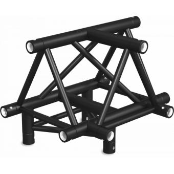 ST40T4UB - 4-way T joint for ST40 Series, tube 50x2mm, 2x FCT5 included, V.Up,BK #2