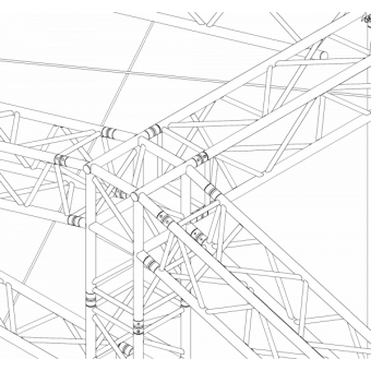SRD30M0806 - Two-slope roof, 8.5x6x8 m #15