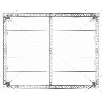 SRD30M0806 - Two-slope roof, 8.5x6x8 m #8