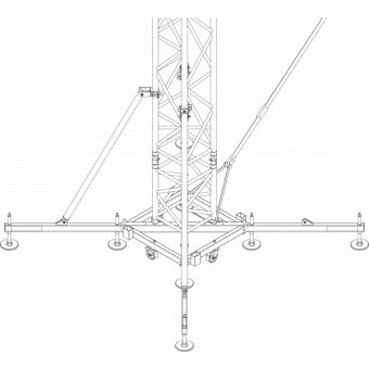 SRS30M0806 - Flat roof structure, 8x6.5x7 m #13
