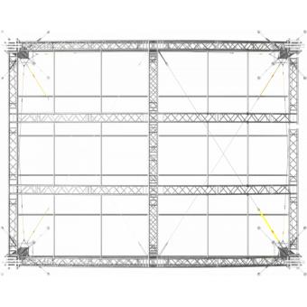 SRA30M0807 - Curved roof, 8.5x7x8 m #8