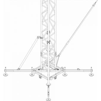 SRA40M1008 - Curved roof, 10.5x8x8 m #13