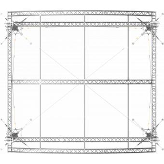 SRA40M1008 - Curved roof, 10.5x8x8 m #4